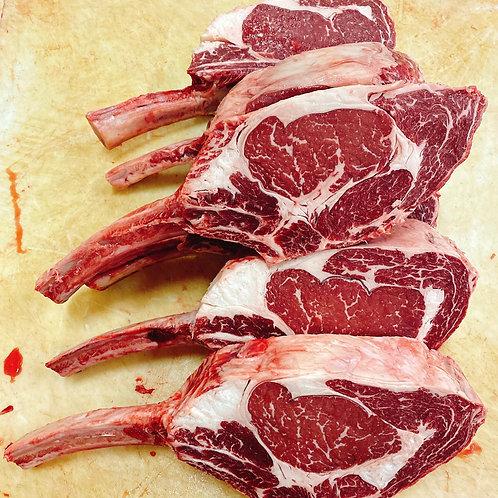 WAGYU Beef Tomahawks