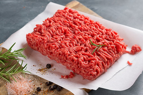 Ground Beef AAA - Extra Lean - 3 x 1 KG