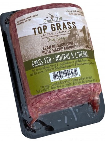 Beef Grass Fed - TG Lean Ground Beef - 454G