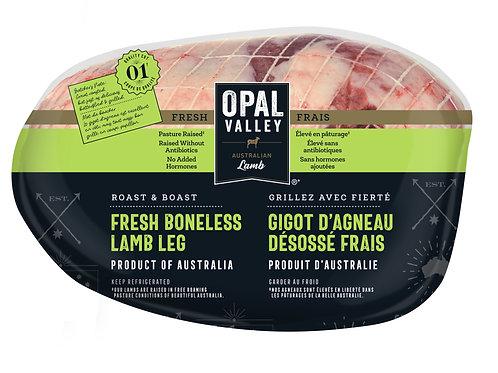 Lamb Leg - Opal Valley Frozen (approx 2 KG)