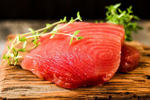 Ahi Red Tuna Fillets 4 x 6oz