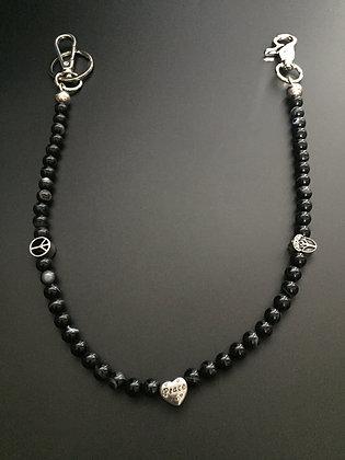 Agate Noire & Symboles