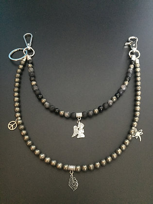 Double mix Pyrite / Mixed & Charms