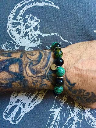 """Bracelets Duo pour LUI""""Army"""""""