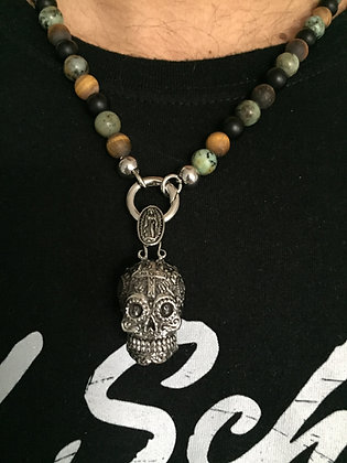 Colliers Clip 8MM Mix & Skull Mex