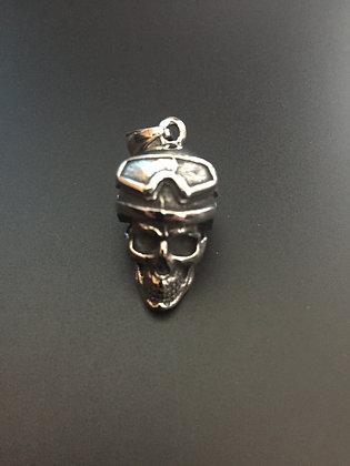 Skull Casque