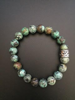 Turquoise Africaine & Bague
