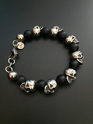 Onyx mate & Skulls