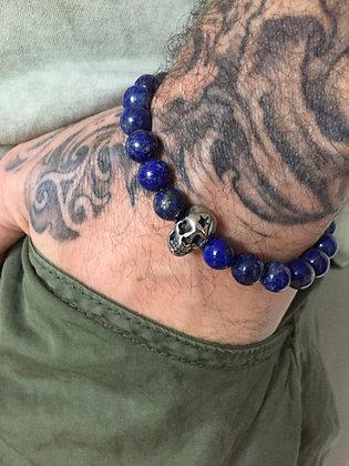 Lapis Lazuli & Skull étoile