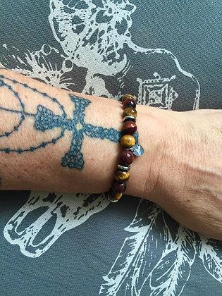 """Bracelets Duo pour ELLE """"Animals"""""""