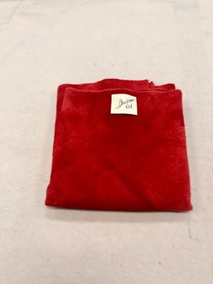 Christmas Red fat quarter $13
