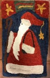 My Santa, $135, 10x17