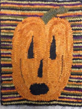 Long Lean Jack, pattern on linen, $58. 12x16
