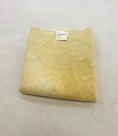Cappucino hand dyed wool $13