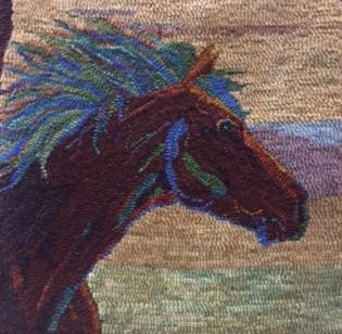 Klimt Mustang