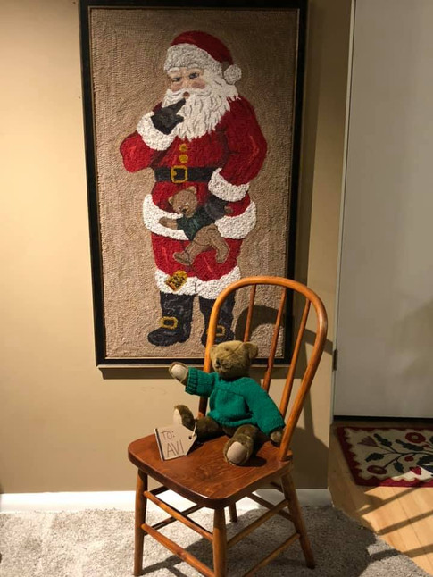 Avi's Christmas surprise