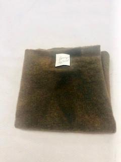 Honey Wheat hand dyed wool $13