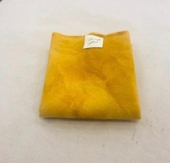 Torrey's Gold, hand dyed wool  $13