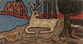 Heirloom Deer 15x25 $295