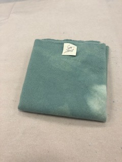 Sea Mist hand dyed $13