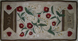 Anniversary Rug, call for sizes
