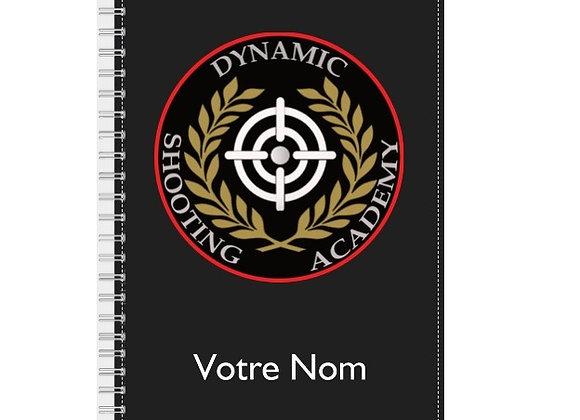 Carnet de notes et calendrier