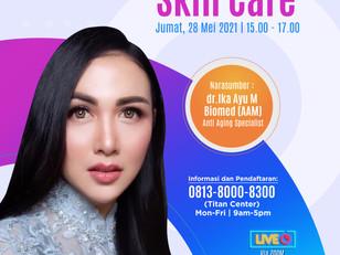 Seminar Bijak Memilih Skin Care