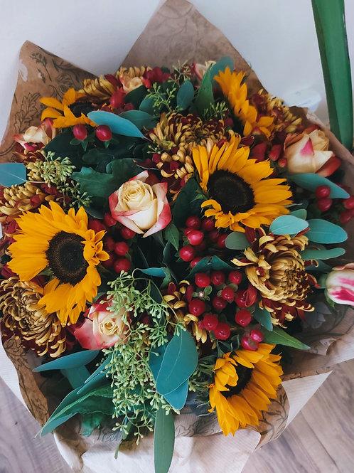 Autumnal Large Bouquet