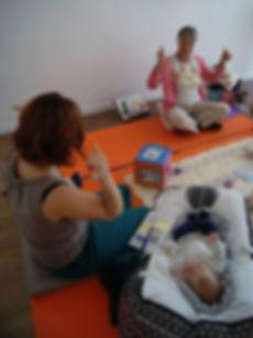 Au SPA bébé Barbote et Dorlote Montpellier