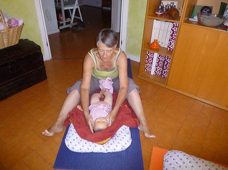 Apprentissage aux massages
