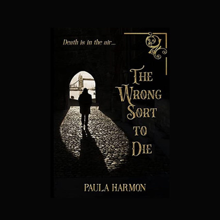 The Wrong Sort To Die - Paula Harmon (HONEST REVIEW)