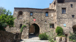 Het oude Les Arcs sur Argens