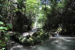 Cotignac waterval