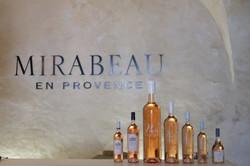 Mirabeau een van de vele wijnhuizen