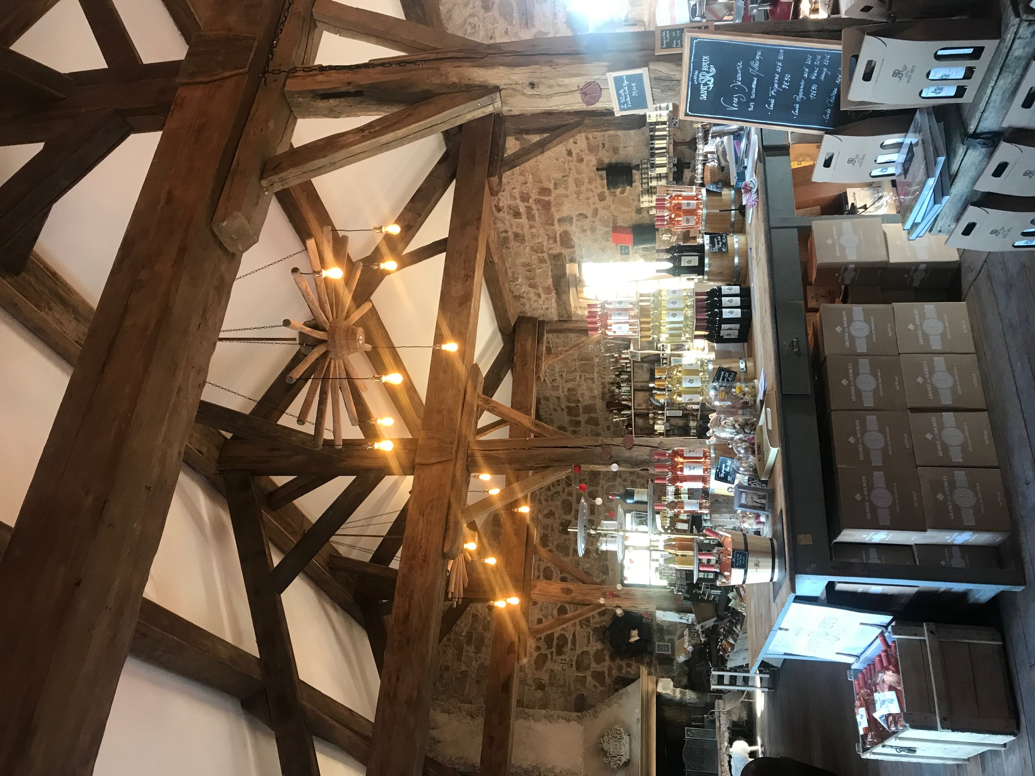 Saint Roux Wijnhuis en restaurant