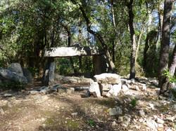 Dolmen in Cabasse