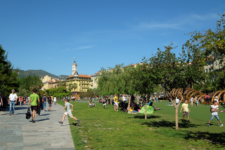 Stadspark Nice