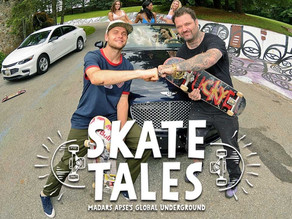 Skate Tales with Bam Margera