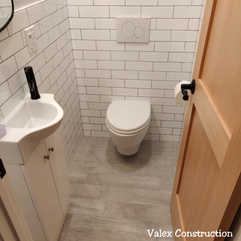 Half Bathroom Remodeling