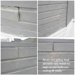 Roof & Siding Repair
