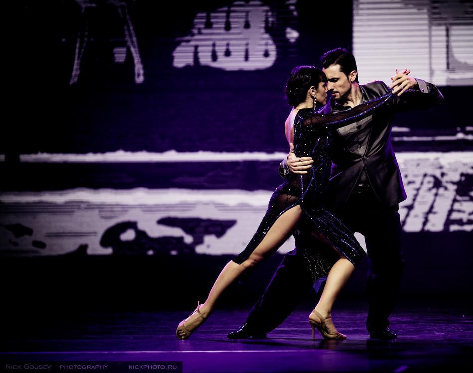 Andrés Sautel & Celeste Medina