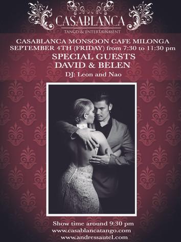 Casablanca Milonga 09.2015