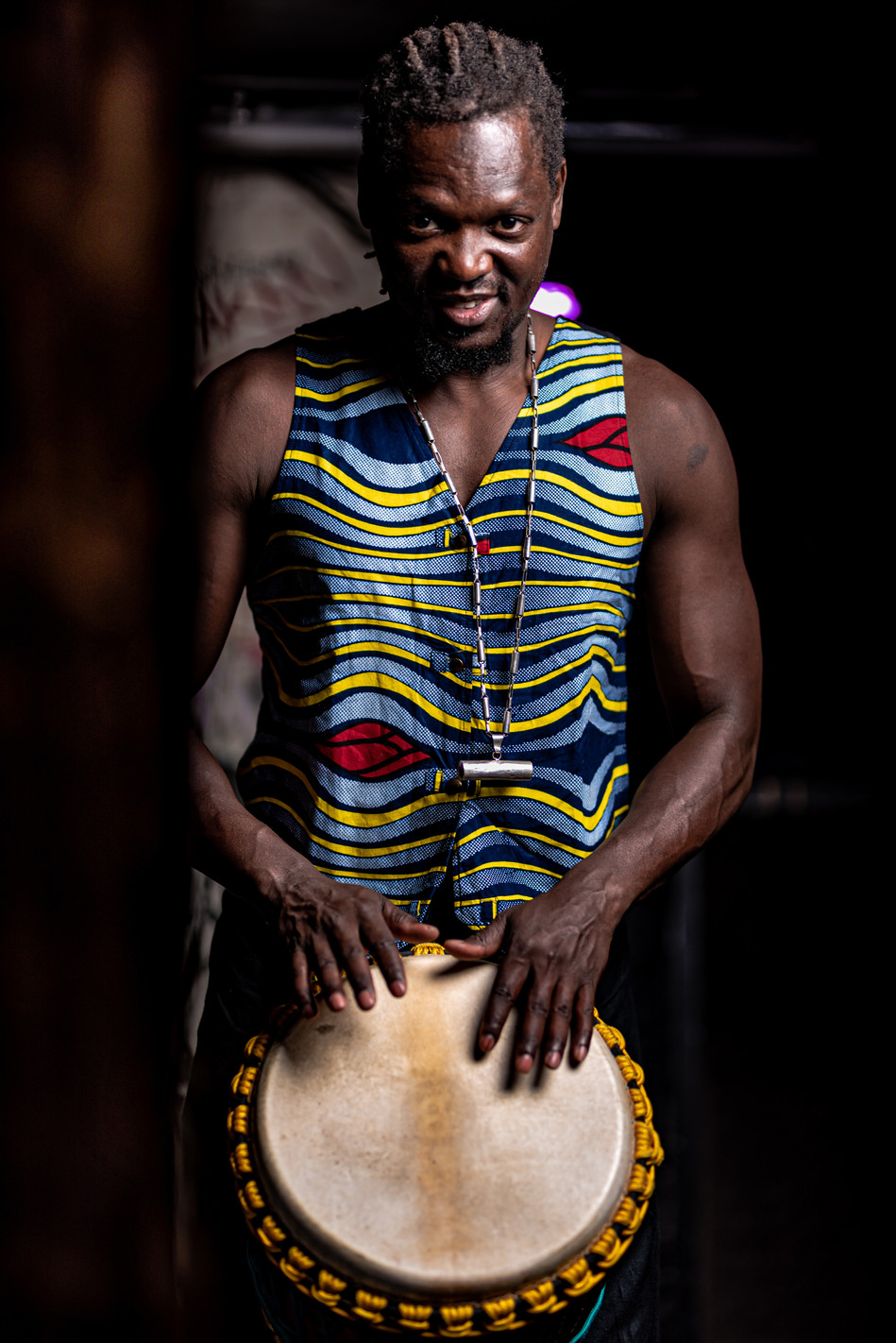 African Percussionists