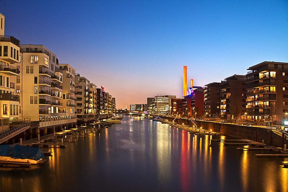 Frankfurt Westhafen