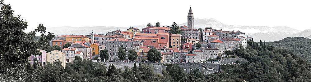 Labin Kroatien