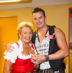 Rosi Schipflinger&Andreas Gabalier