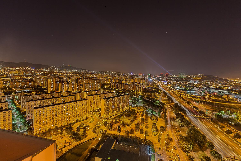 Barcelona Hesperia Tower