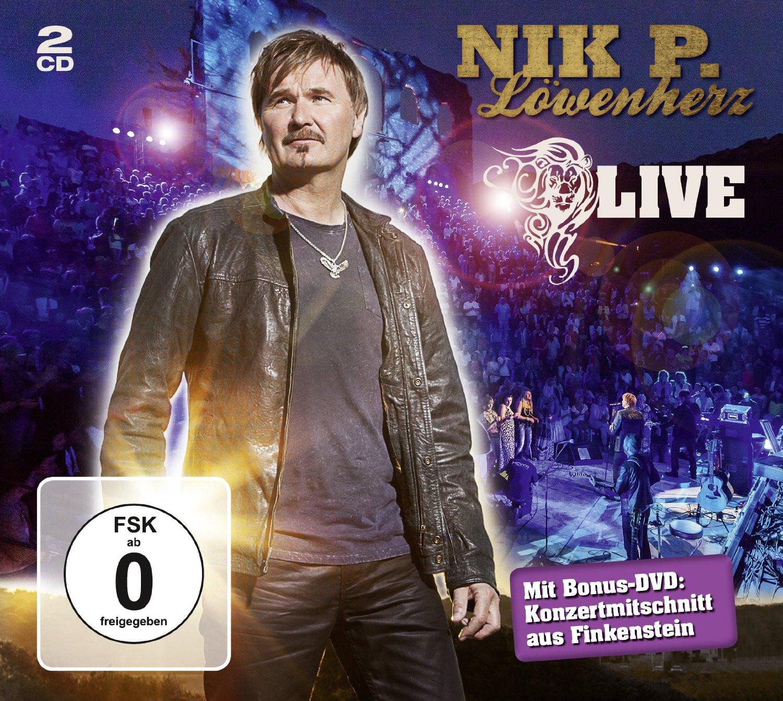 Cover Live DVD Nik P