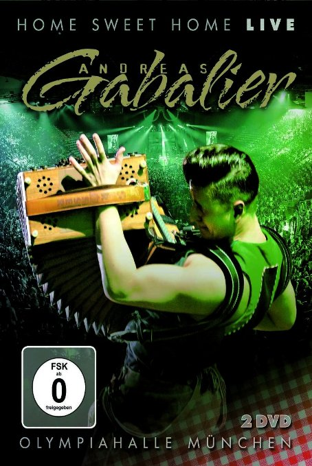 Live DVD Olympiahalle München