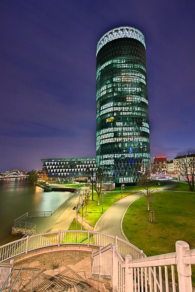 Westhafentower Frankfurt